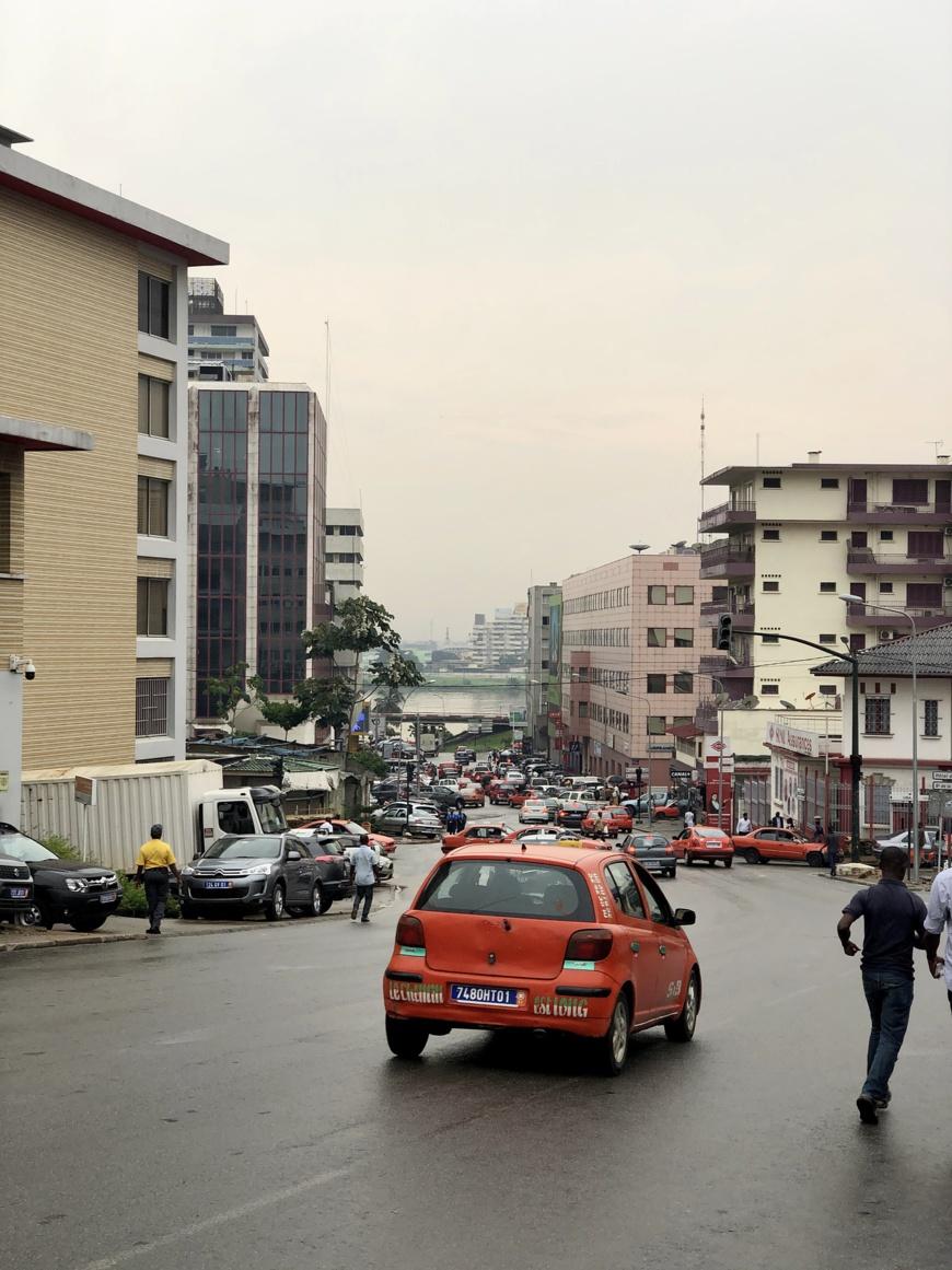 Abidjan. Illustration © Pixabay