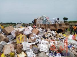 Tchad : trafics illicites de drogues et substances prohibées, les autorités mettent en garde. © Kelvin Djetoyo/Alwihda Info