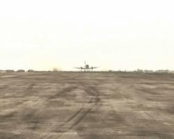 Tchad/Sortie de piste de l'avion présidentiel : Le chef de l'Etat indemne