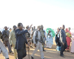 Kalaït : Forum sur la paix et le développement du Borkou, Ennedi et Tibesti
