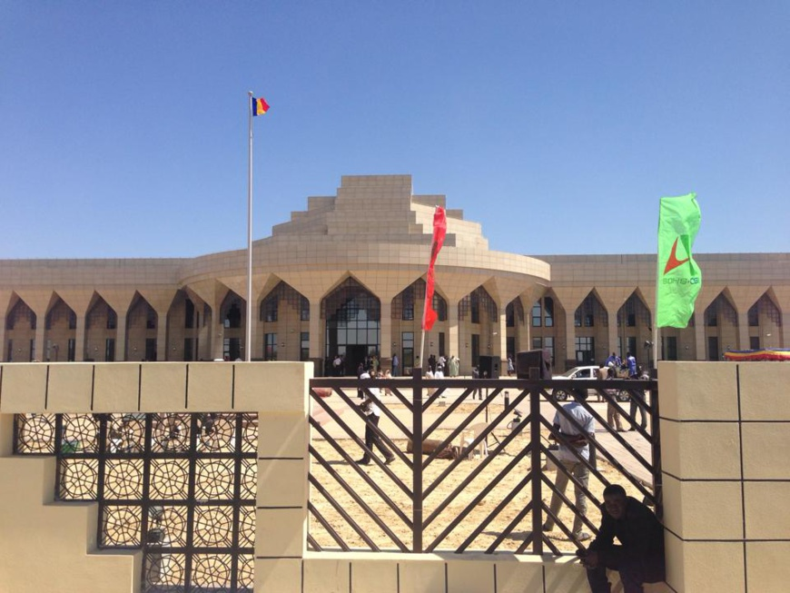 Tchad : ouverture de la session extraordinaire de l'Assemblée nationale. © Alwihda Info