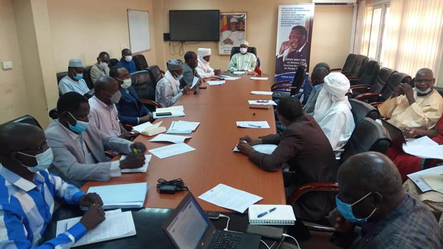 """Tchad : des propositions """"sérieuses et tangibles"""" attendues pour améliorer le système de santé"""
