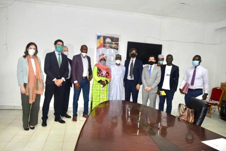 Tchad : un projet de centrale à énergie solaire avec la multinationale Alcaal