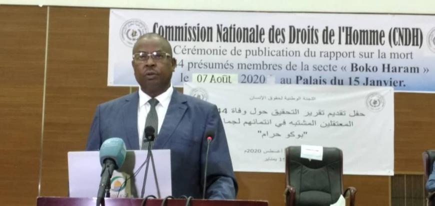 Tchad : mort de 44 détenus à N'Djamena, la CNDH publie un rapport d'enquête