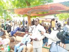 Tchad : la CENI lance la phase pilote de l'enrôlement biométrique à N'Djamena. © Kelvin Djetoyo/Alwihda Info