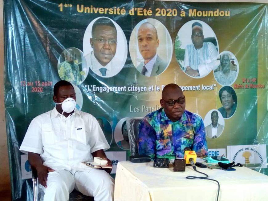 Tchad : 200 participants attendus pour l'Université d'été sur l'engagement citoyen à Moundou. © Golmem Ali/Alwihda Info