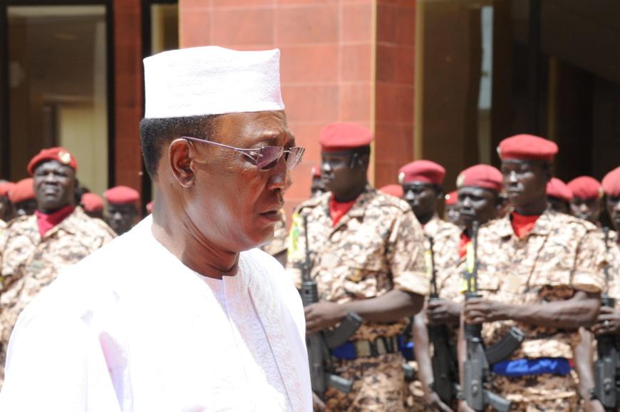Tchad : le président Idriss Déby accorde la grâce à 538 condamnés