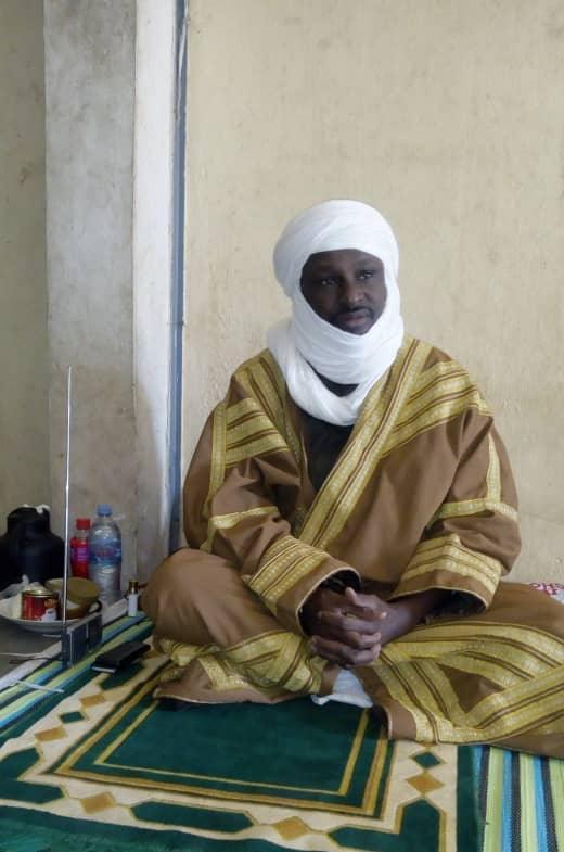 Tchad : Baba Lade gracié par le président de la République. © Alwihda Info