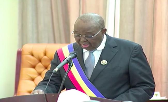 """Tchad : """"la dignité de Maréchal est méritée à travers des comportements vertueux"""", Haroun Kabadi"""