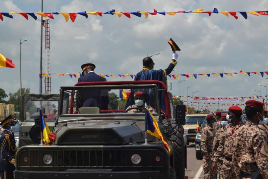 Tchad : temps forts de la commémoration du 60e anniversaire de l'indépendance à N'Djamena. © Alwihda Info