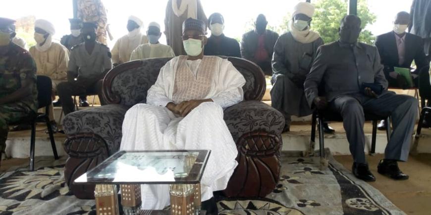 Tchad : la ferveur au Guéra pour la célébration de la fête de l'indépendance. © Béchir Badjoury/Alwihda Info