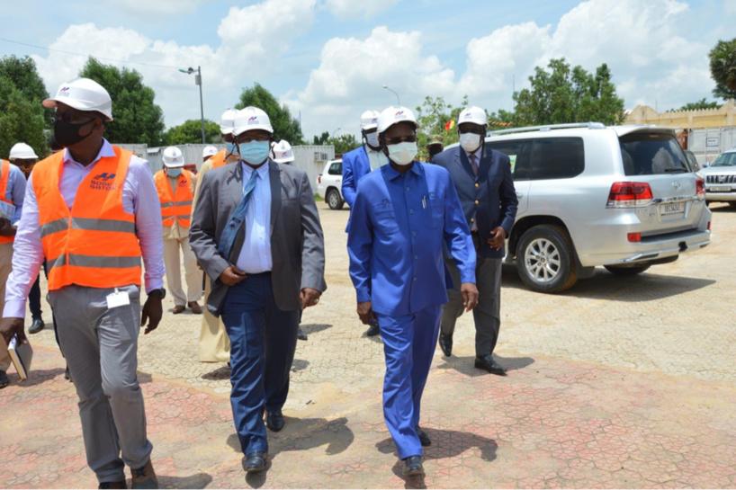Tchad : à N'Djamena, les autorités somment des entreprises de redémarrer des chantiers