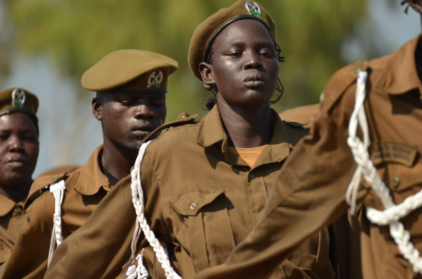 Des soldats au Soudan du Sud. Image d'illustration © Pixabay
