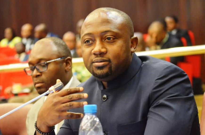 Leoncio Amada NZE, Président de la Chambre africaine de l'énergie et PDG d'APEX Industries SA.
