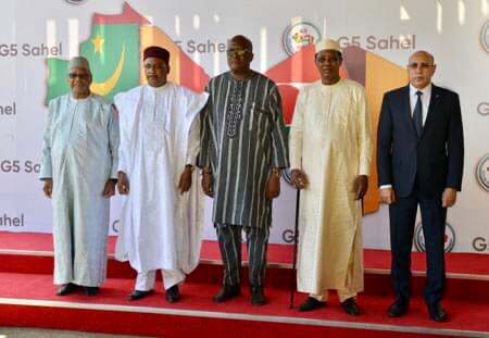 """Mali : le G5 Sahel disponible à """"aider les frères maliens dans le règlement pacifique"""""""