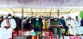 Tchad : Kalzeube Payimi appelle à la mobilisation pour la protection de l'environnement. © Malick Mahamat/Alwihda Info