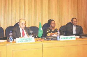Communique de la 343ème réunion du CPS sur la situation qui prévaut à l'Est de la RDC