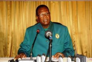 Dr Kassiré Coumakoye Delwa de l'alliance MPS RDP VIVA-RNDP