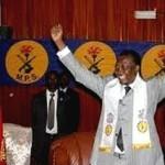 Idriss Déby lors du 5ème congrès du Mouvement Patriotique du Salut. Crédits photos : sources