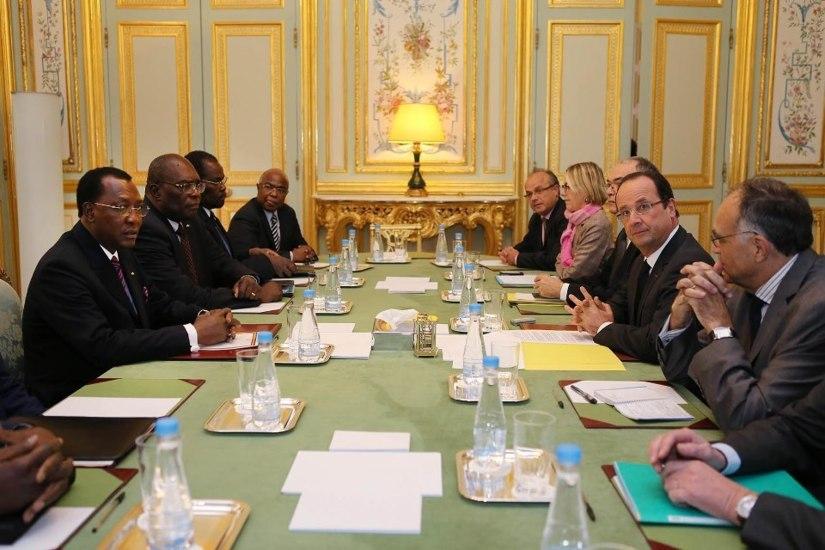 (c) Présidence de la République - Pascal Segrette – à Elysée