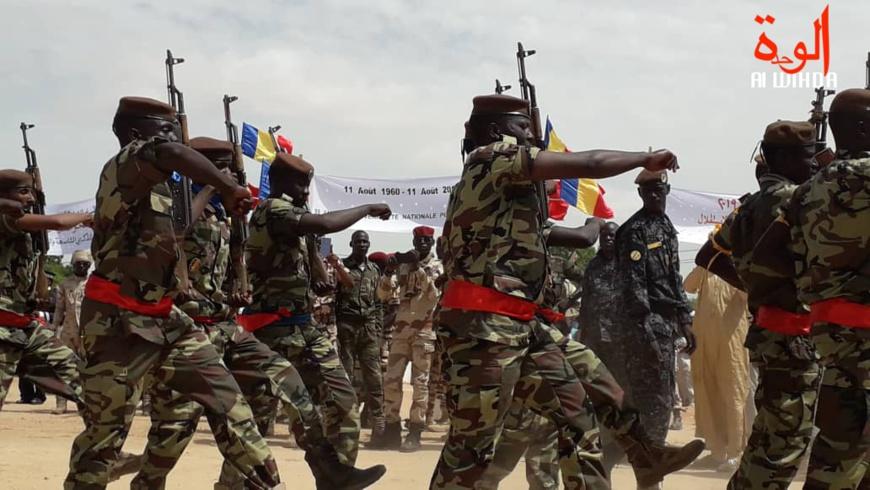 Tchad : six militaires radiés de l'armée pour désertion