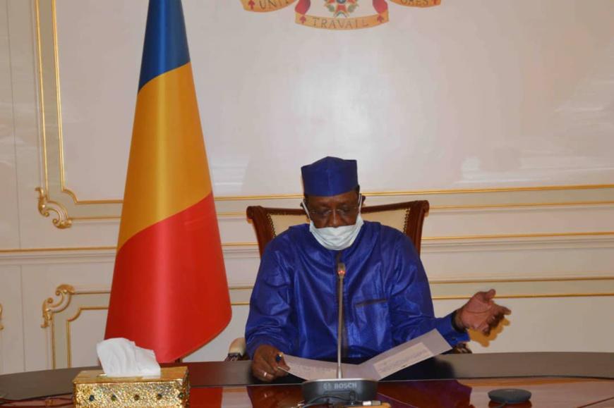Tchad : le président fait quelques ajustements dans le Comité de gestion de crise sanitaire
