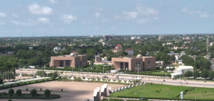 La ville de N'Djamena au Tchad. © Ben Kadabio/Alwihda Info