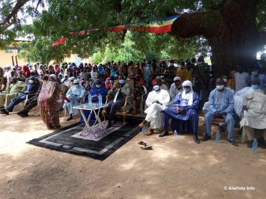 Tchad : au Batha, lancement de la révision du fichier électoral et reprise des cours