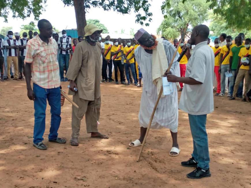 Tchad : le compte à rebours est lancé en province pour la révision du fichier électoral