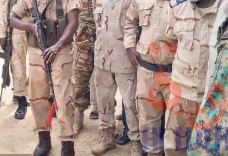 Tchad : 15 officiers supérieurs nommés par décret dans les Légions de Gendarmerie