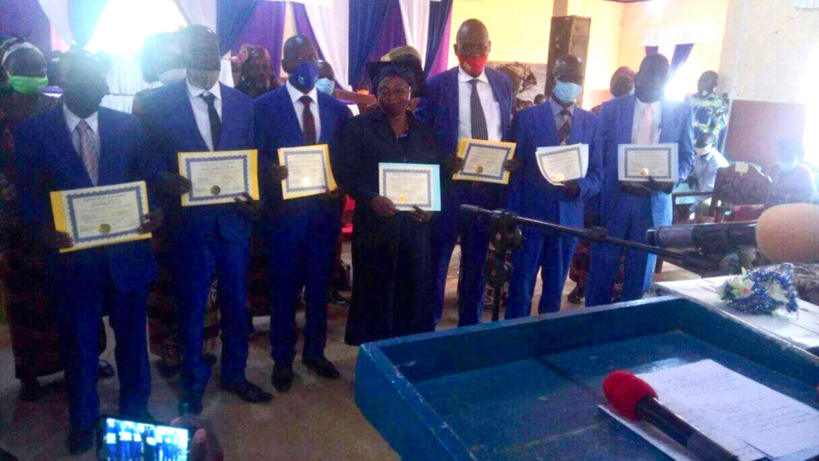 Tchad : à Moundou, les lauréats de la 11e promotion du centre de formation Biblique à l'honneur