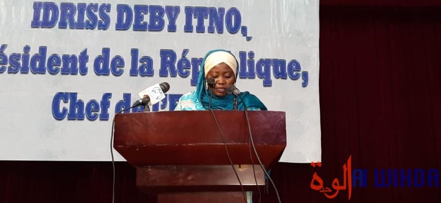 Tchad : les ressortissants de Mont Illi honorent la ministre de l'Énergie