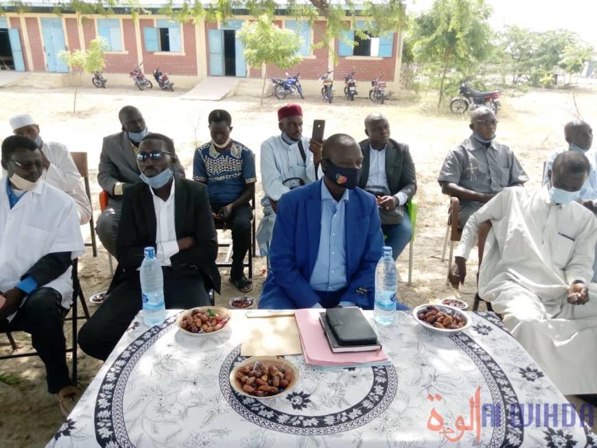 Tchad : les enseignants à l'honneur, dans un contexte de revendications