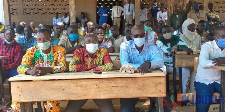 Tchad : les enseignants du Sila célèbrent leur Journée mondiale et brandissent des doléances