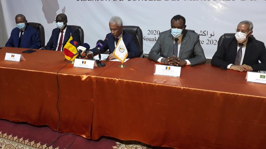 Le G5 Sahel félicite le Tchad suite à l'annonce du déploiement de militaires au fuseau centre. ©G5 Sahel