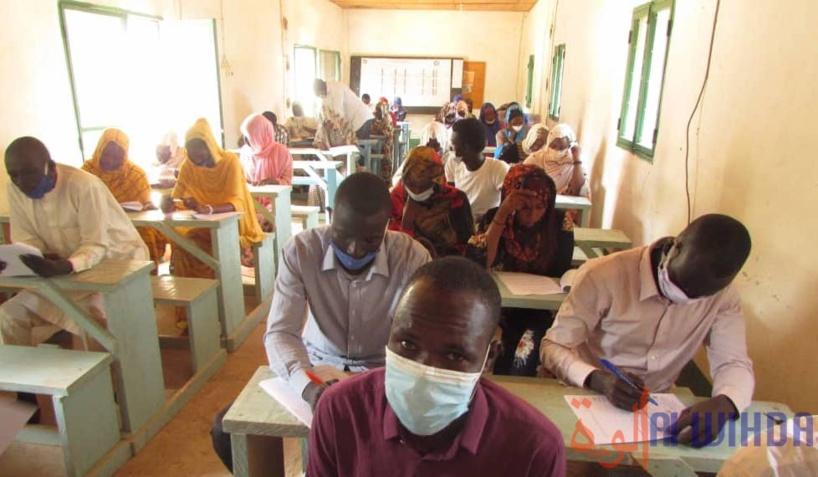 Tchad : début des tests d'entrée à l'École de formation des sciences de la santé de Mongo