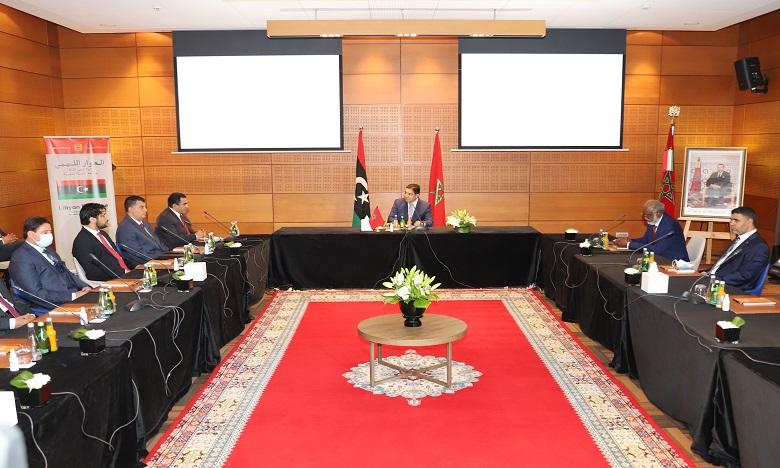 Reprise des pourparlers inter-libyens au Maroc pour une solution pacifique