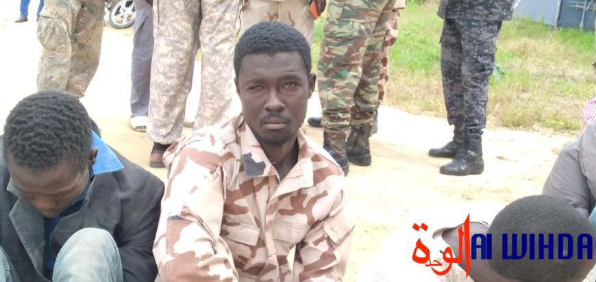 Tchad : un militaire arrêté pour son implication présumée dans un réseau de malfaiteurs