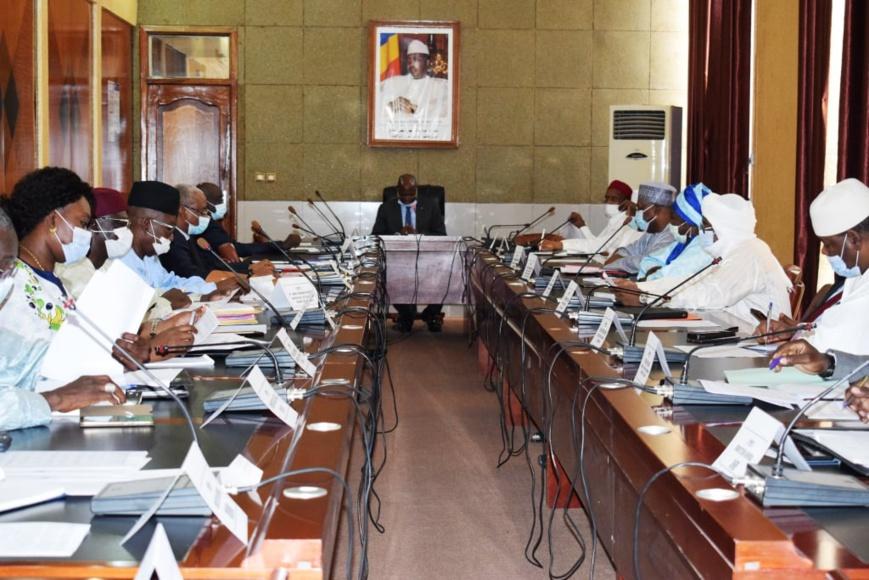 Tchad : le gouvernement fait le point sur les régies financières