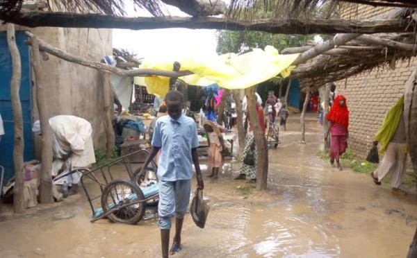 Tchad : 388.000 personnes et 19 provinces touchées par les inondations