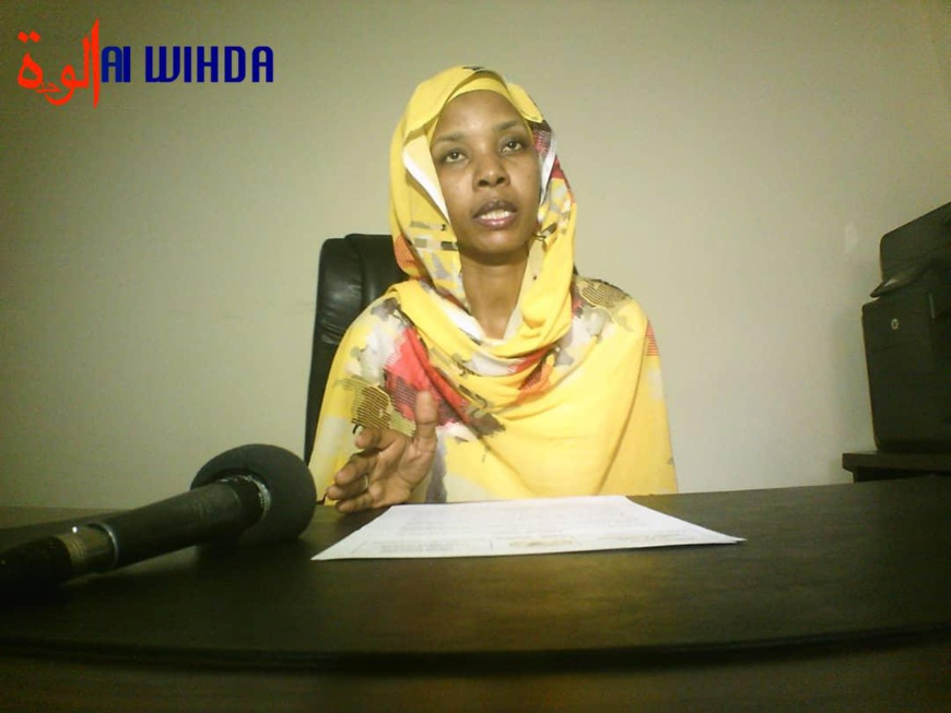 Tchad : Amalkher Djibrine Souleymane nommée Inspectrice générale d'État adjointe
