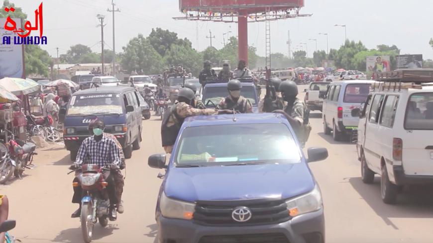 Tchad : le gouvernement souhaite le renouvellement de l'état d'urgence sanitaire