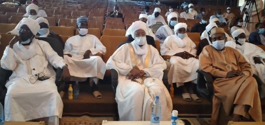 Tchad : la radio Al Quoran Al-Karim dispose d'un nouveau pylône. © Malick Mahamat/Alwihda Info