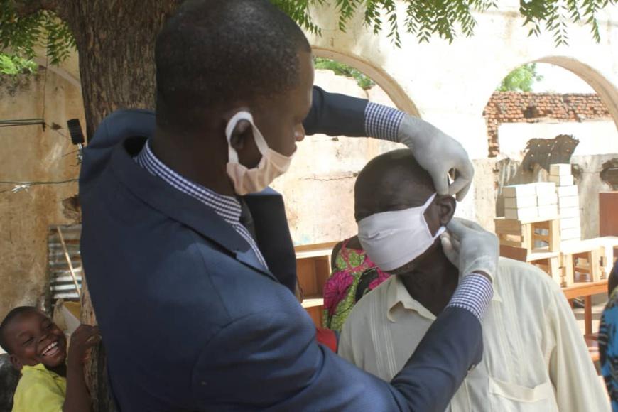 Tchad : la situation du Covid-19 est