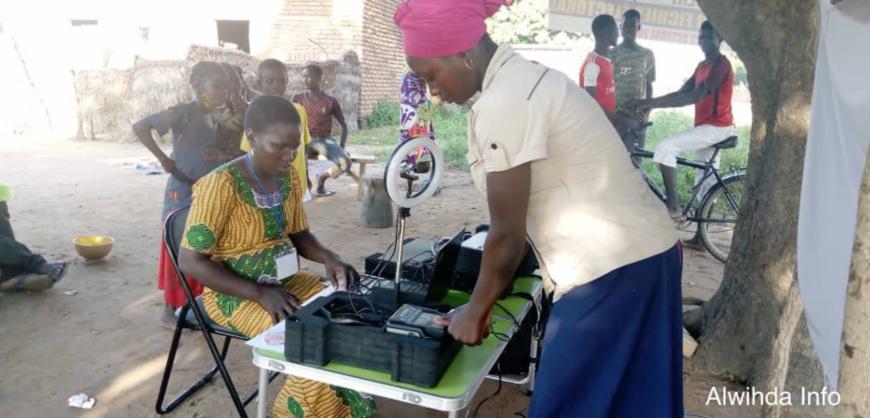 Tchad : un kit d'enrôlement a disparu dans la Tandjilé Ouest