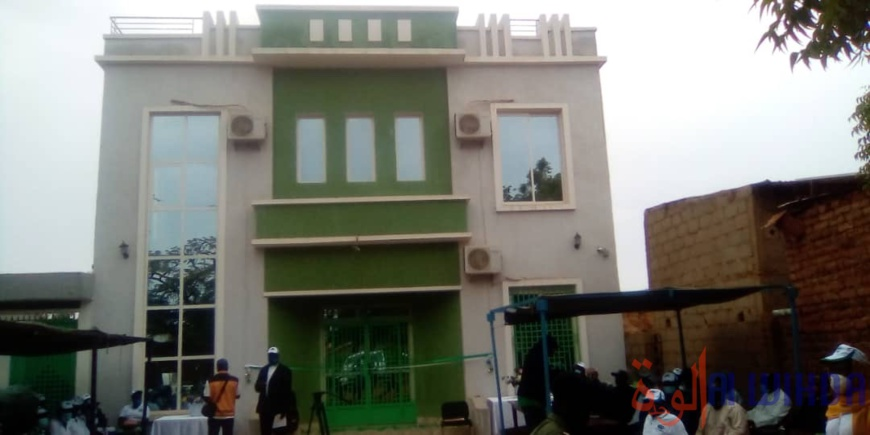 Tchad : le club d'épargne et de crédit inaugure son siège à Pala
