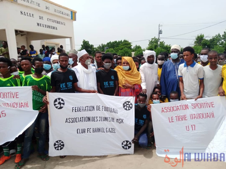 Tchad : au Hadjer Lamis, une enveloppe de 4,4 millions Fcfa pour le milieu du football