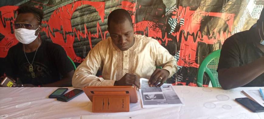 Tchad : Danapih sort le single