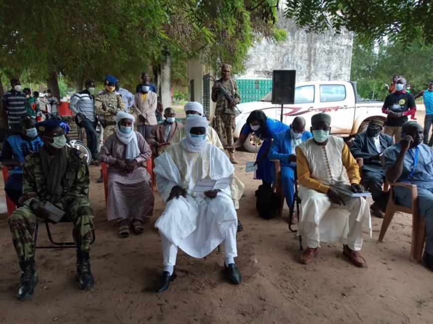 Tchad : le préfet de la Kabia exhorte les enseignants à la reprise des cours