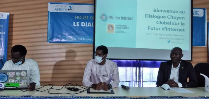 Tchad : l'avenir d'Internet au centre d'un dialogue citoyen